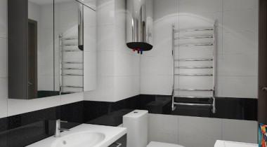 Дизайн интерьера квартиры-студии – фото от MiniReal