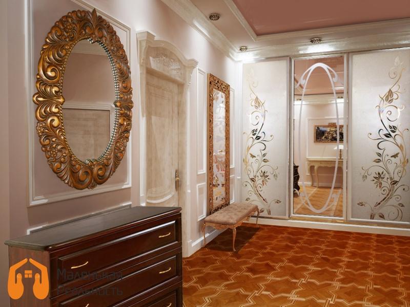 Дизайн интерьера в прихожей в квартире фото