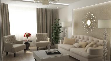 Дизайн интерьера двухкомнатной квартиры – фото от MiniReal