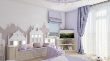 Дизайн детской спальни для девочки – фото от MiniReal