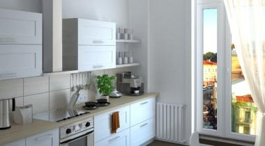 Дизайн интерьера однокомнатной квартиры – фото от MiniReal