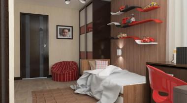 Дизайн детской спальни для мальчика – фото от MiniReal