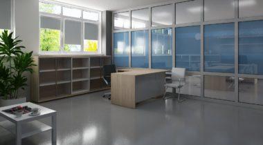 Дизайн интерьера офиса – фото от MiniReal