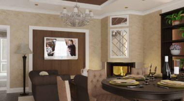 Дизайн интерьера частного дома – фото от MiniReal