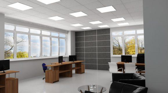 3d нежилое помещение (кабинет) – фото от MiniReal